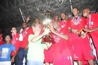 Maxaquene de Maputo campeón de la liga LNB